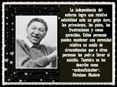 Abraham Maslow 1