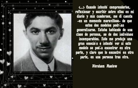 Abraham Maslow 2