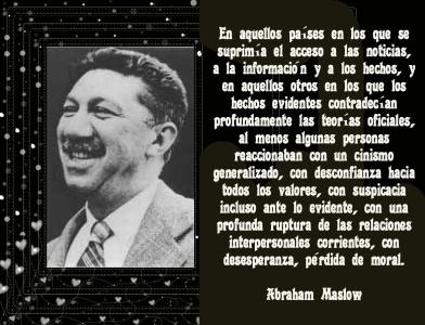 Abraham Maslow 3