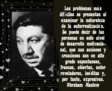 Abraham Maslow 6