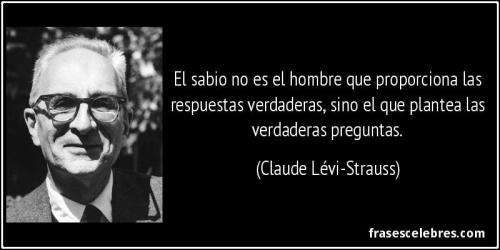 Claude Levi-Strauss 1