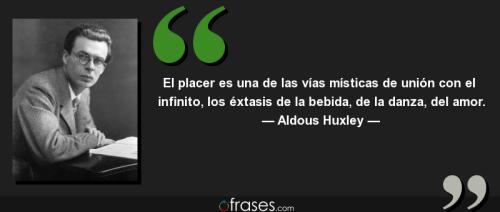 Frases Aldous Huxley 10