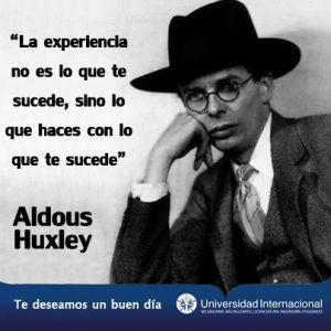 Frases Aldous Huxley 8