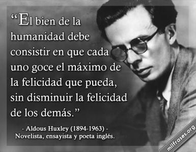 Frases Aldous Huxley 9