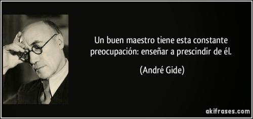 Frases André Gide