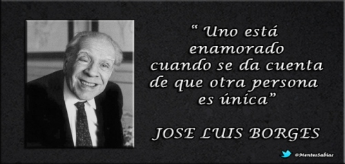 Frases Borges