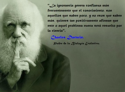 Frases Charles Darwin