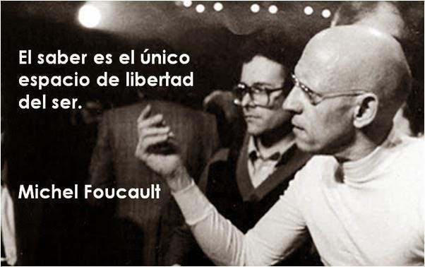 frases-de-Michel-Foucault-El-Saber-es-el-único-espacio-de-libertad-del-ser