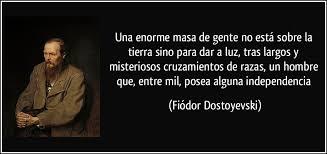 Frases Dostoyevski
