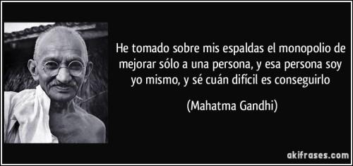 Frases Gandhi 2