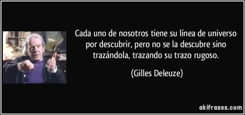 Frases Gilles Deleuze