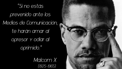 Frases Malcolm X 2