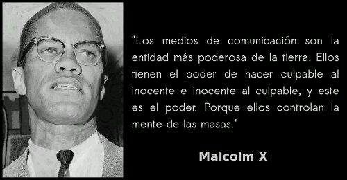 Frases Malcolm X