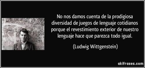 Ludwig Wittgenstein 1