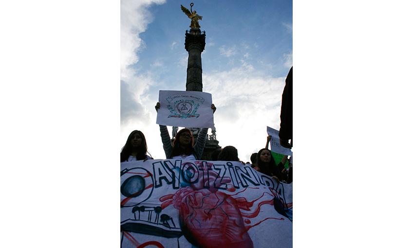 Foto tomada del portal Aristegui Noticias