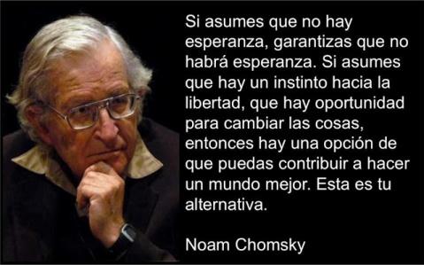 Noam Chomsky 1