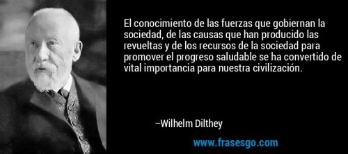 Wilhelm Dilthey 1
