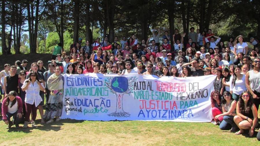 CHILE Asociación Latinoamericana de Estudiantes de Geografía