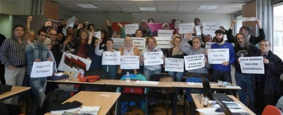 Red Europea de los Sindicatos Alternativos