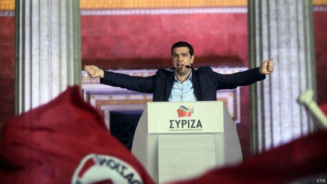 Alexis Tsipras - www.bbc.co.uk
