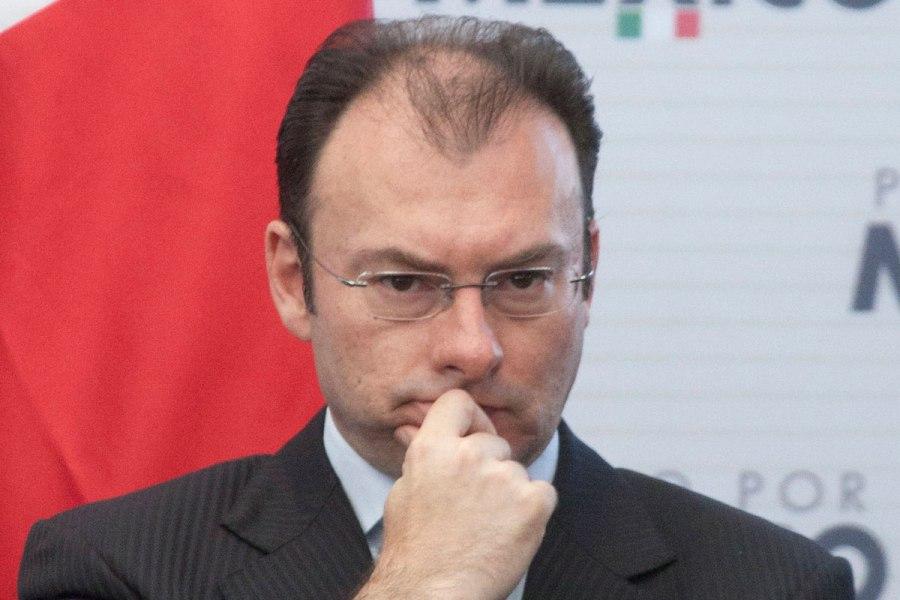 Luis Videgaray Caso Secretario de Hacienda de México