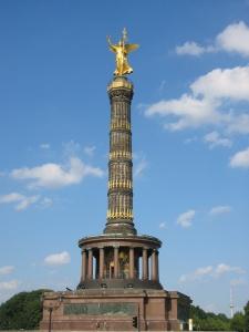 Columna de la Victoria en Berlín
