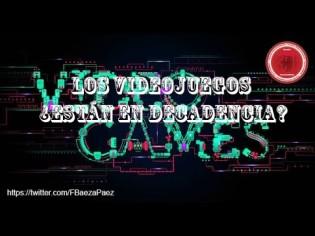 Los videojuegos estan en decadencia