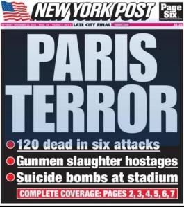 portada-del-new-york-post-sobre-los-atentados-de-paris
