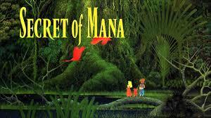 Secret of Mana para la SNES