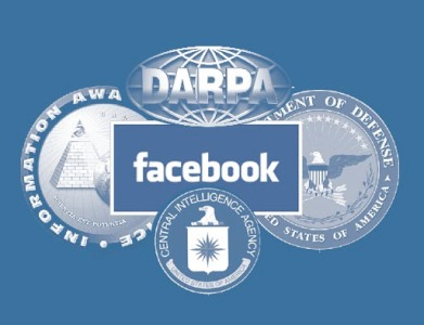 Facebook DARPA